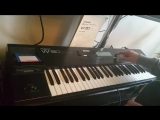 The Prodigy - Liam Howlett's Roland W30 Keyboard And Samples
