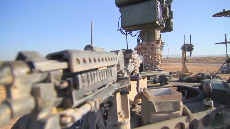 US Army - Counter-UAS Mobile Integrated Capability Stryker бронетехники Unveiled [720p]