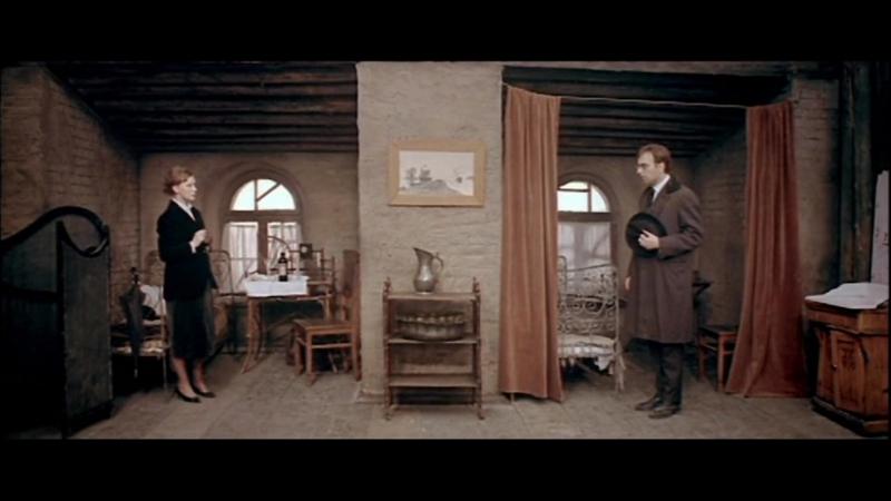 Бег 1970 драма история Владимир Наумов Александр Алов