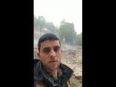 Сегодняшнее видео Курдов с горы Barsaya Azaz фронт