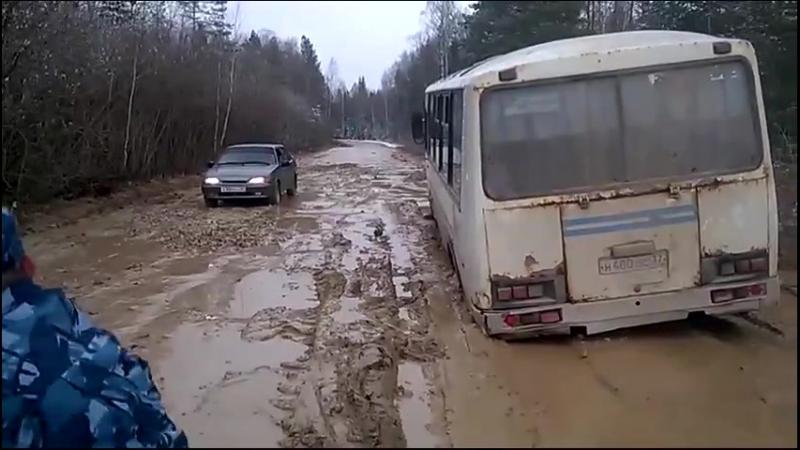 Дорога Южа-Талицы 2018