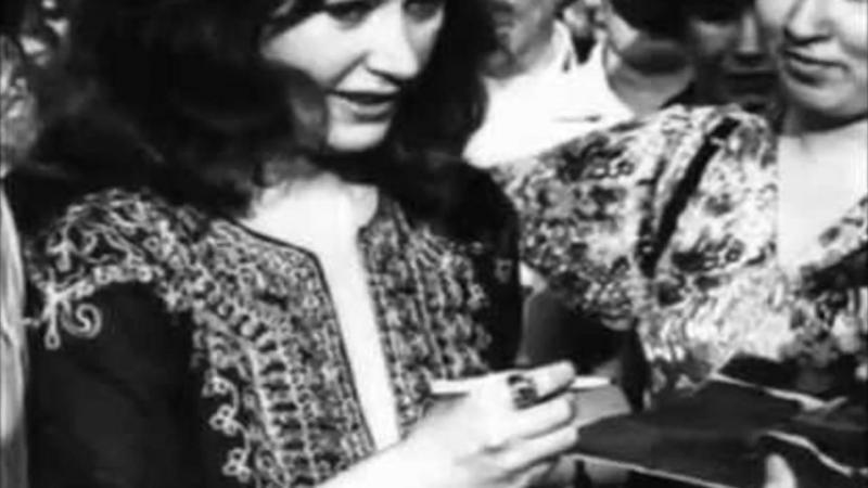 Алла Пугачева Лодочка Камыши 1971 год смотреть онлайн без регистрации