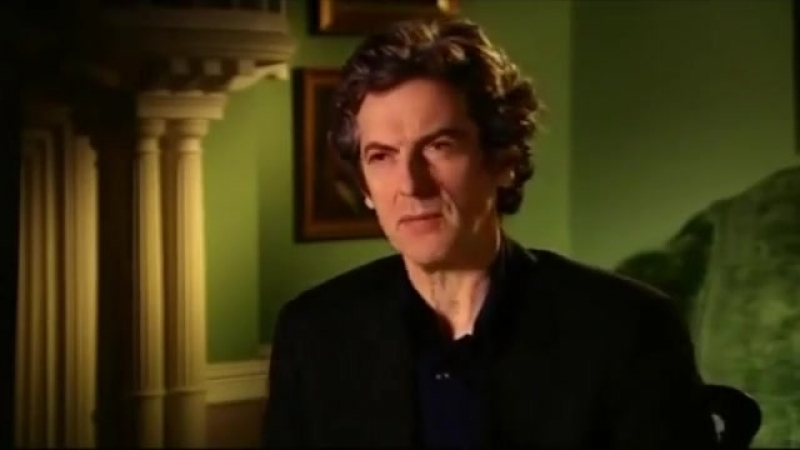 Peter Capaldi-From Movie Connections, Local Hero 😂
