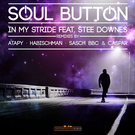 Soul Button альбом In My Stride (feat. Stee Downes)