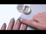 How to_ Chrome Powder Nails