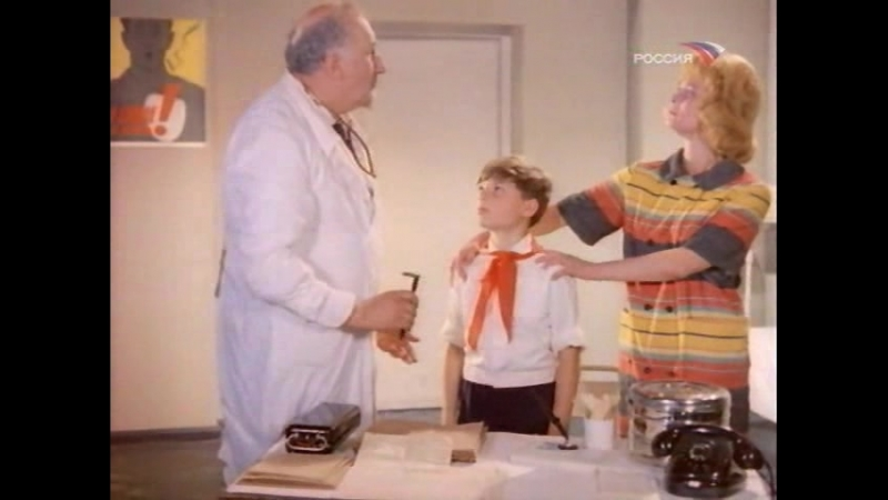 Медицина бессильна Сатирический киножурнал Фитиль 1966 г