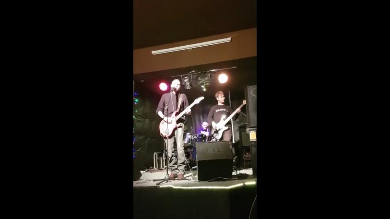 Серый Кардинал - Замкнутый круг (Veter 2.0) Live