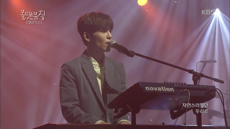 [180315] DAY6 - 좋아합니다 (I Like You) @ All That Music