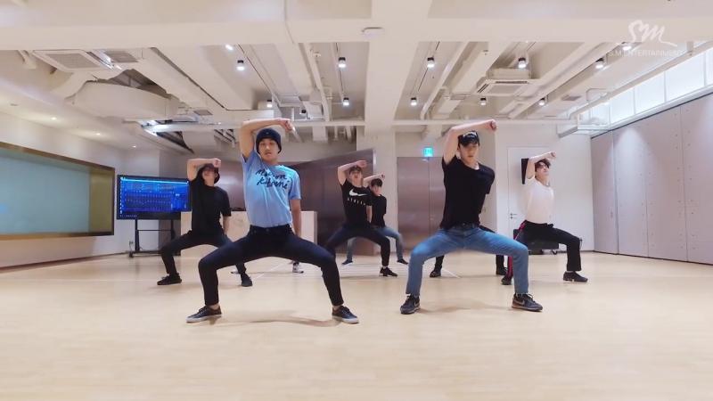 EXO - The Eve Dance Practice