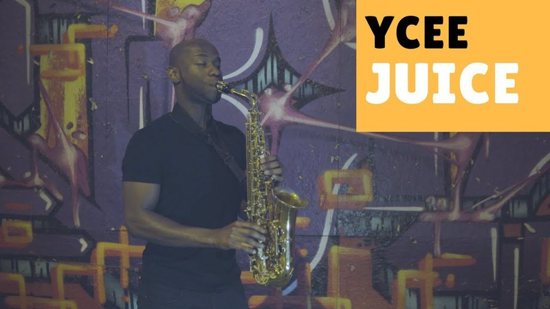 YCee - Juice ft. Maleek Berry Instrumental Remix [BEST Afrobeat Saxophone Cover] by OB 🎷