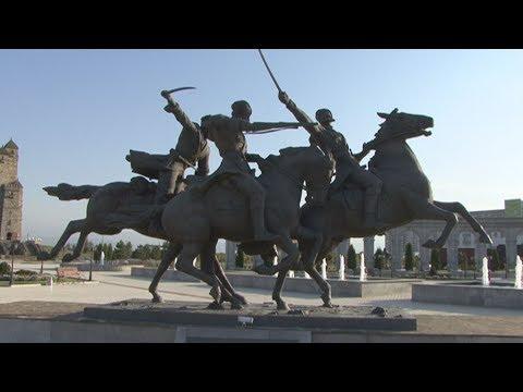 Мемориал памяти и славы Назрань Ингушетия The memorial of memory and glory of Ingushetia, Nazran