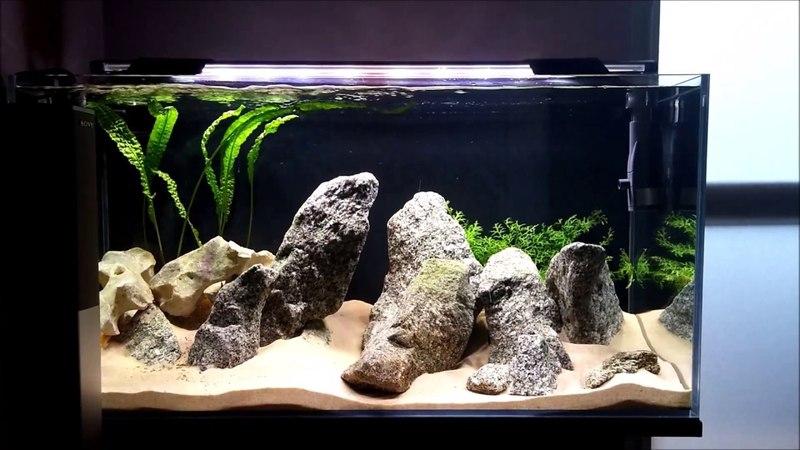 AQUAEL LEDDY SLIM wersja PLANT 32W BLACK