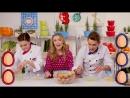 Monica Chef - Giulia presenta la Cooking Challenge tra Isabel, Javi, Jordi e Mar