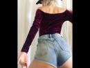 Jeans Shorts Twerk #16
