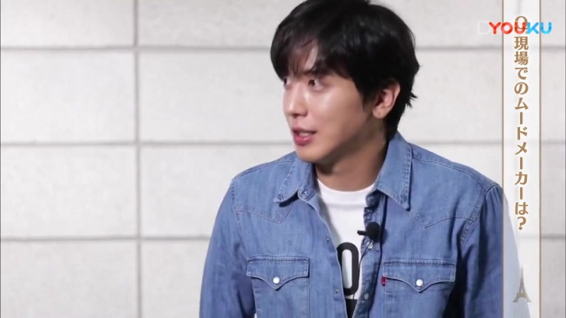171105 DATV (JP) - Interview with Yong Hwa