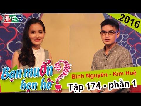 Chàng trai trổ tài ca hát - giả giọng chiếm trọn trái tim bạn gái   Kim Huệ - Bình Nguyên   BMHH 174