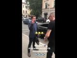 D.Masta раздает Лёща на телеканале