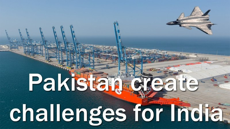 China's deep support, investment in Pakistan create challenges for India: expert
