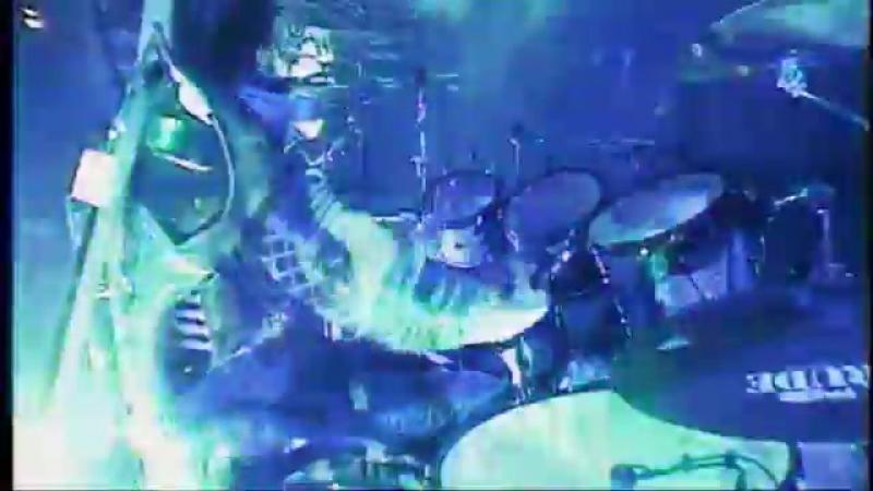 Slipknot - Joey Jordison Disasterpieces Drum Solo (Live)