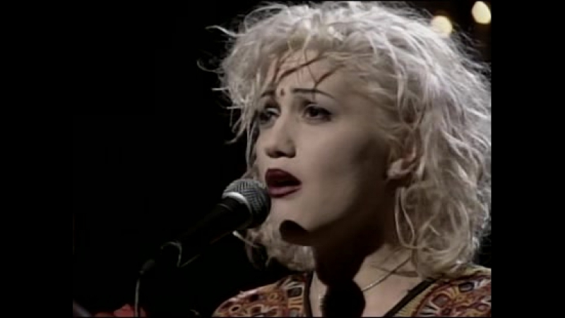 No Doubt - Dont Speak (Live SNL 1996)