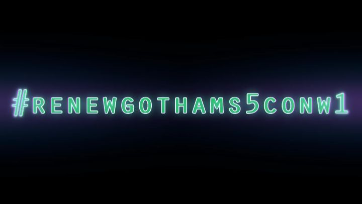 """¿¿¿¿¿ on Instagram: """"{renewgothams5conw1} Week 1: Ed Nygma I joined this contest for hopefully a chance of renewing Gotham . . Dt: the cast of Got..."""