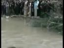 Иордан в праздник Крещеня Господня возвратился вспять после освящения воды
