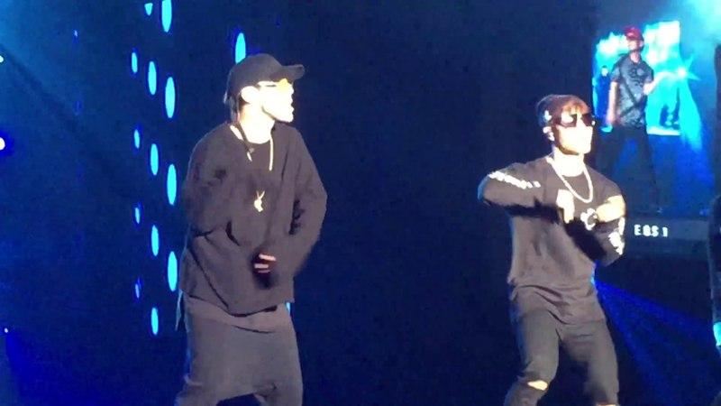 Jong Kook HaHa Dance Duo - 24K Magic - Bruno Mars