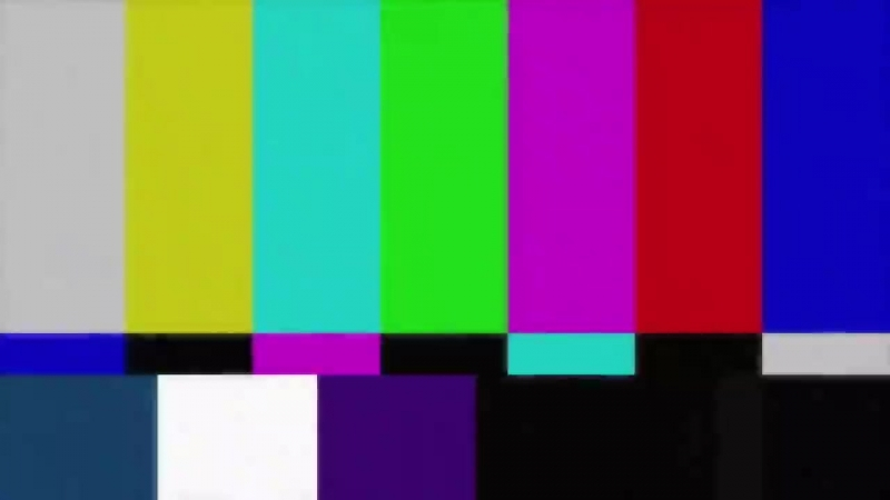 [Футаж] Испорченный телевизор._HD.mp4