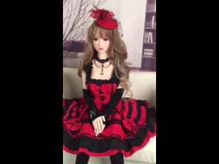 Секс кукла Кристи силиконовая с алюминиевым скелетом реалистичная, с подогревом отверстий и голосом.