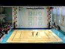 Всероссийские Соревнования по спортивной аэробике Венец Поволжья Г Чебоксары 2017