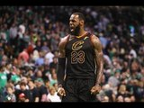 VERY Best of LeBron James From the 2017-2018 NBA Regular Season and Playoffs