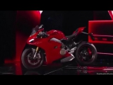 Ducati Panigale V4 Presentation at Ducati Premiere 2018