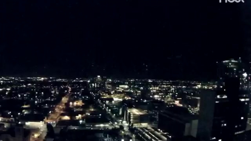 Падение метеора в Финиксе попало на видео.mp4