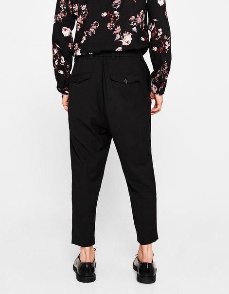 Укороченные брюки Tailoring