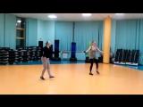Танцевальная аэробика с элементами Латино.Продолжаем жечь с Татьяной декабрь 2017