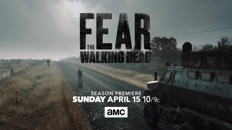 Fear the Walking Dead Seasson 4
