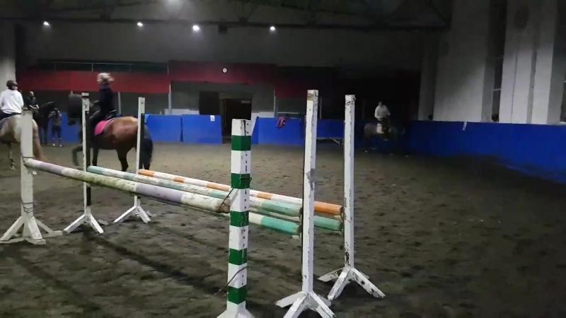 барон тренеровка