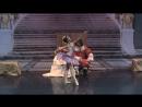 Скоростная киносъемка. Спящая красавица, Молодой балет Москвы.