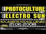 Electro Sun - Live Set Kragujevac- Sajmiste Serbia 2008