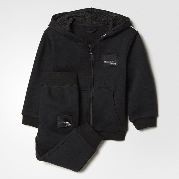 Комплект: толстовка и брюки EQT Hooded