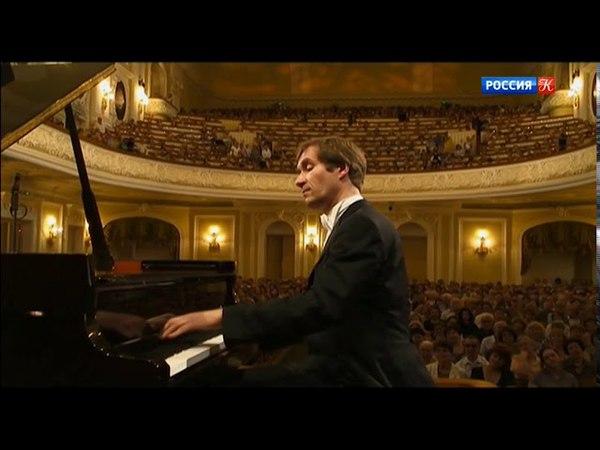 Николай Луганский - Шопен: Этюд №10 op.8 / Вальс №2 op.64 (БЗК, 2014)