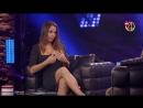 Елена Беркова показала сиськи в шоу Деньги или Позор 2018, порно звезда голая эротика