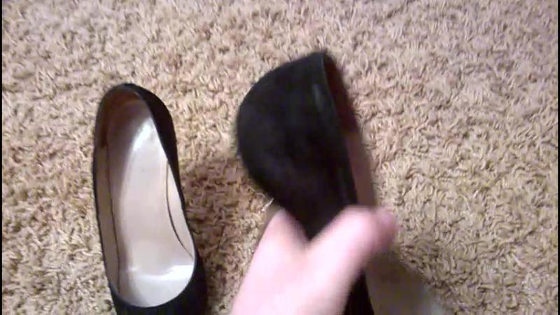 ЗАМШЕВЫЕ ТУФЛИ NANDO MUZI Б у следы носки на подошве набойки требует замены