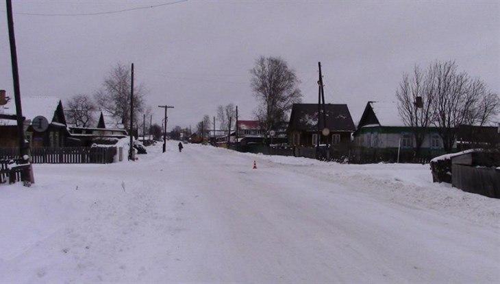 Двое мужчин пострадали в ДТП в томском поселке Белый Яр