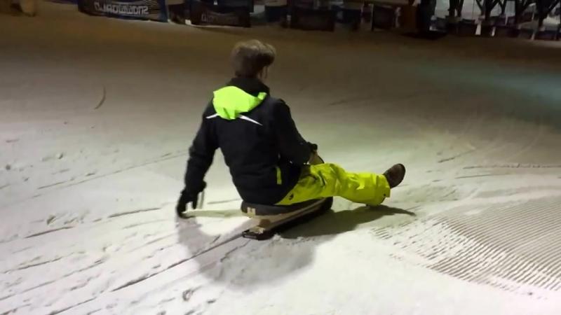 снежный балансир-дрифтер Gismo Riders Ski-Drifter