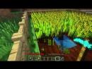 Майнкрафт Выживание Алмазная Курица в Майнкрафт 2017 Minecraft для детей мультик игра и Дети