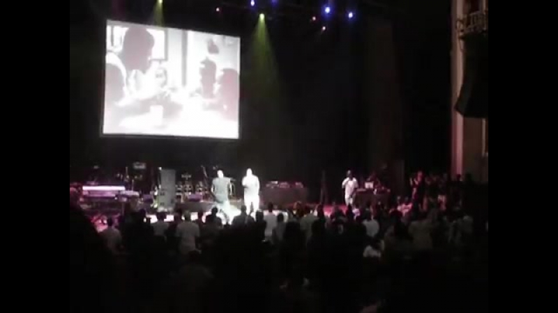 Outlawz - At the 40th 2pac Birthday Concert
