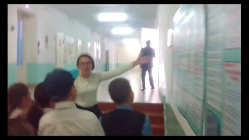 Техника безопасности для младших классов. Проводит Алина Зайнулина