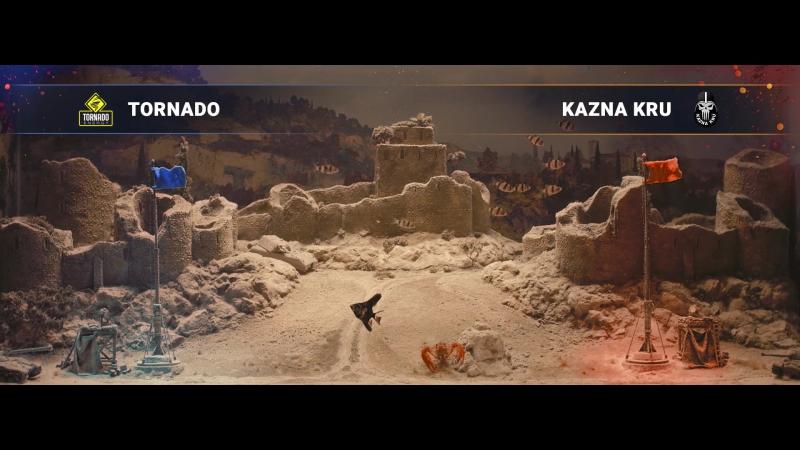 Valera The Oracle Tornado CIS Kazna EU