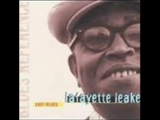 Lafayette Leake Trio Disgusted (1962)